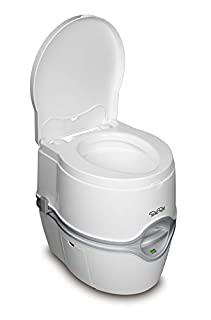 Therford 92306 Porta Potti 565E (Electric) Portable Toilet, White-Grey, 448 x 388 x 450 mm (B006DAHSF6) | Amazon price tracker / tracking, Amazon price history charts, Amazon price watches, Amazon price drop alerts