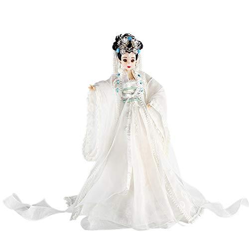 IIWOJ Muñeca de Traje Chino, Mitología China Antigua Chang E Hadas,