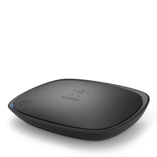 Belkin Surf N300 Wlan-Router NextNet 2.0 (bis zu 300mbit/s) schwarz