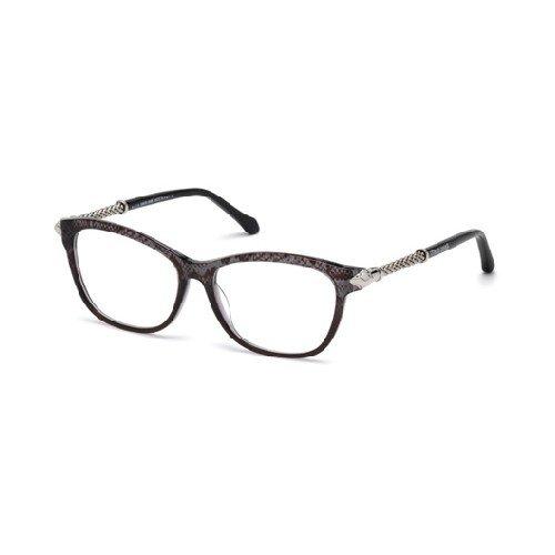 Roberto Cavalli Unisex-Erwachsene RC5019 Sonnenbrille, Grau (Grigio), 54.0
