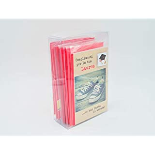 Italian Joy ASC-01 Geburtstagskarten, 12 Stück