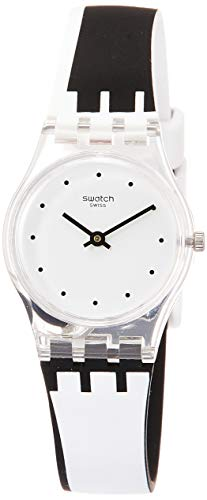 Swatch Orologio Analogico Quarzo Donna con Cinturino in Silicone LK370