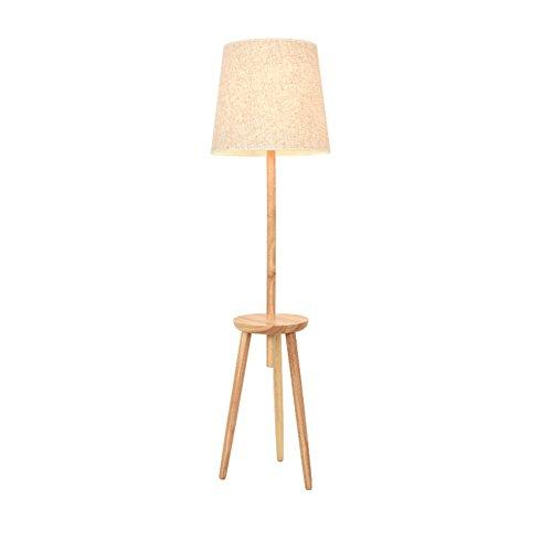 Einfache moderne Stehlampe Nord-Europa Massivholz Wohnzimmer Schlafzimmer Rack Licht Studie E27 1,7 m hoch (Einstellbar Tuch Rack)