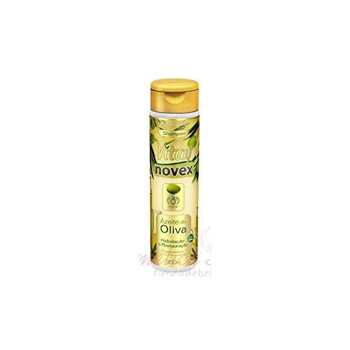 Novex Shampooing à l'huile d'olive 300 ml