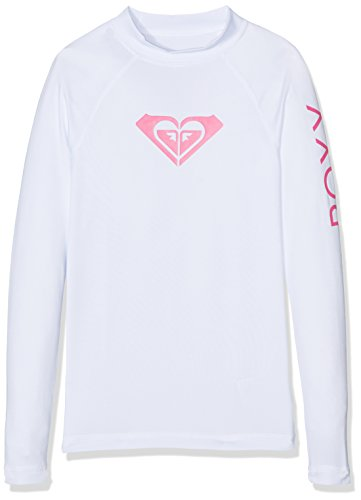 Roxy-Girl-Wholeh-Eartl-Sgrl-Whole-Hearted-Long-Sleeve-Rash-Vest-Girls-WholeHeartLsGrl
