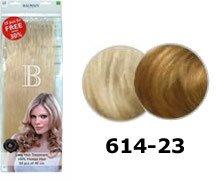 Balmain Lot de 50 mèches d'extensions en cheveux naturels 614.23 40 cm