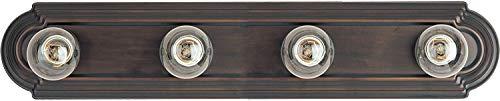 Maxim Lighting Waschtisch mit 6 Lichtern Oil-rubbed Bronze - 4 -Light -
