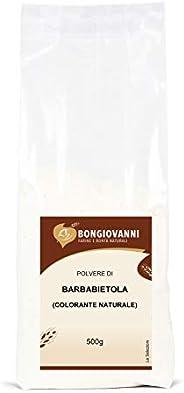 Bongiovanni Farine e Bonta' Naturali Barbabietola in Polvere Disidratata (Colorante Naturale)