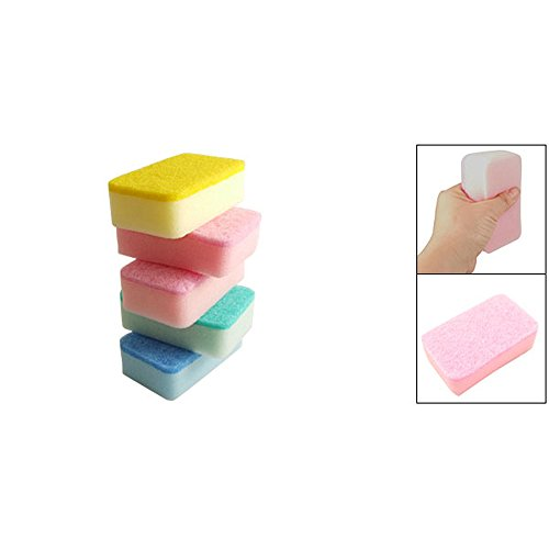 kitchen-dish-bowl-cleaning-two-texture-sponge-pad-5-pcs