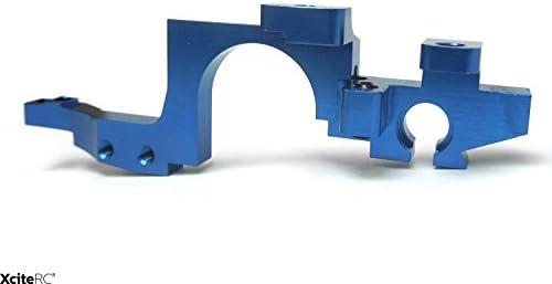 XciteRC – kM Racing K8 Aluminium Aluminium Aluminium mamparo inférieure Droite (Bleu) | De Biens De Toutes Sortes Sont Disponibles  152f8a