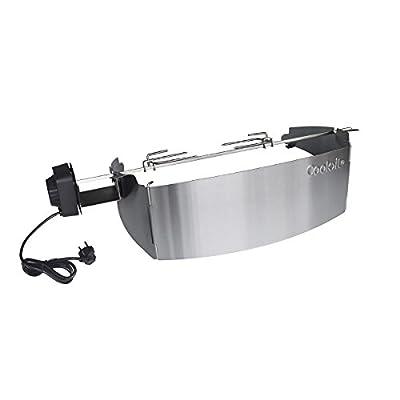 Cook>it® 90178 Drehspieß für Weber Q300/320 Q3000/Q3200 - Serie