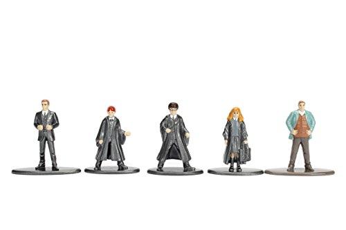 Jada – Nano Metalfig Harry Potter 5 Paquete: 1 (año de arría 1, año de Primera, año de Hermione 1, Percy, Arthur) 3