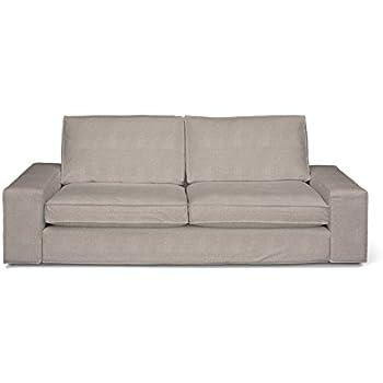 FRANC-textile 703-705-09 Kivik Kivik housse pour canapé 3 places ...