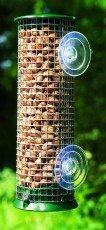 cj-discovery-plastic-window-peanut-feeder-green-21cm-x-6