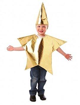 Christys Dress Up Star Tabard Costume