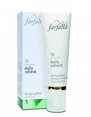 Farfalla Daily Refresh Reinigungs Fluid 75 ml