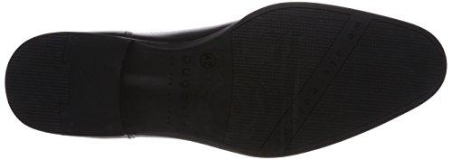 Bugatti 311446011000, Derby Chaussures À Lacets Pour Homme Noir (schwarz)