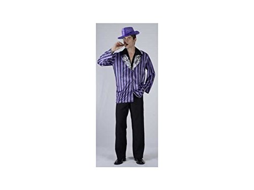 Saloon Männer Kostüm - JUGUETILANDIA Kostüm Herr Saloon Mann Größe XL