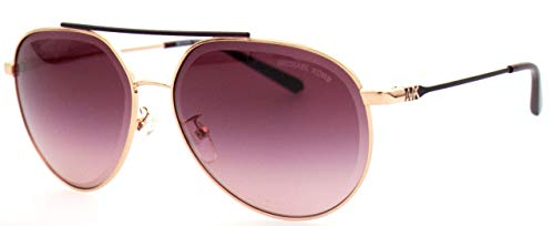 Ray-Ban Damen 0MK1041 Sonnenbrille, Shiny Rose Gold, 60