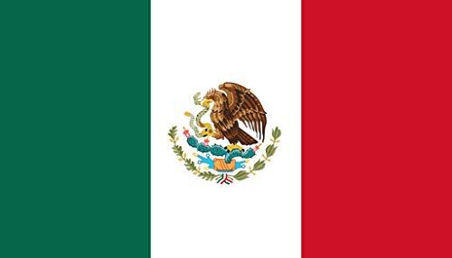 TENNER.LONDON Mexican Bandera Plancha serigrafía