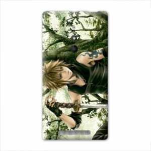 Coque Nokia Lumia 830 Manga - divers - - bois N -