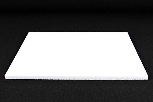 XPS Hartschaumplatte 10mm Stärke in weiß ( Varianten Angebot ) (400x600x10mm)