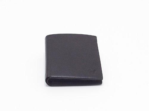 Roncato portafoglio porta carte credito uomo in pelle colore testa di moro 400681