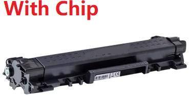Toner compatibile con Brother TN-2420 alta capacità 3000 pagine, con chip