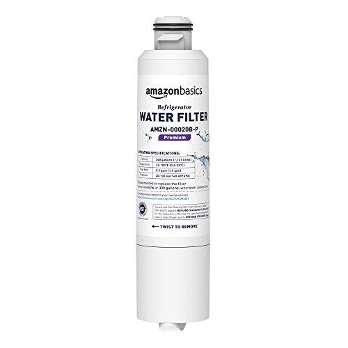 AmazonBasics - Samsung DA29-00020B, Ersatz-Wasserfilter für den Kühlschrank - Premium-Filtration