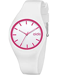 RELOJES PARA HOMBRES Para hombre relojes para mujer Deportes Gran cara  impermeable Simple Casual Azul Amarillo rosado Reloj de… ad6b8b3861be