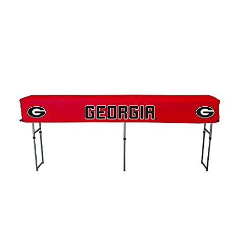 Georgia Bulldogs NCAA Ultimate Buffet/Gathering Table Cover