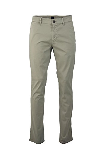BOSS ORANGE Regular Fit Hose Schino mit Taschen beige Größe W35 L32 (Boss Orange Tasche)