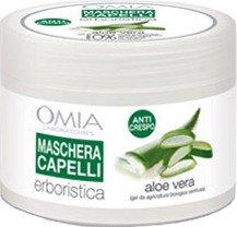 OMIA Maschera Capelli Erbor.Aloe Vera Eco Biologico 250 Ml