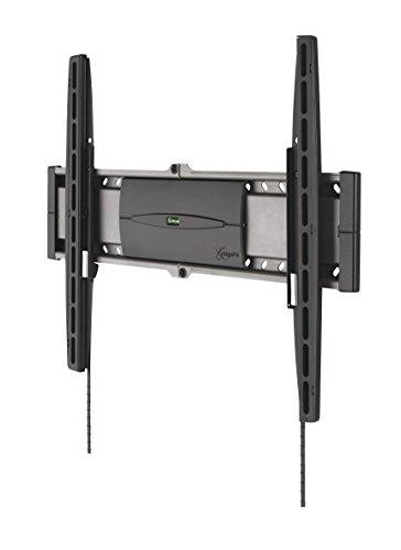 Vogel's EFW 8206 TV-Wandhalterung für 81-140 cm (32-55 Zoll) Fernseher, starr, max. 30 kg, Vesa max. 400 x 400, schwarz (32 Hdtv Mit Flachbildschirm-tv)