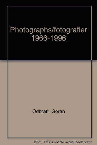 Anders Petersen - Photographs 1966-1996