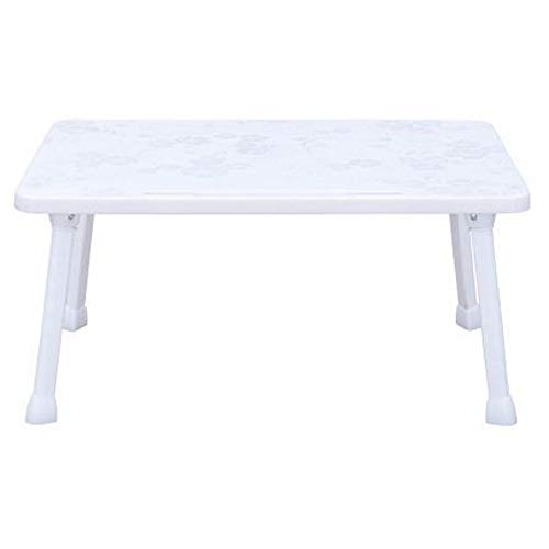 Sécurité et protection de l'environnement Ordinateur portable pliant en plastique, table pliante simple multifonctions, table pliante de camping portable en plein air, table pour enfants simple