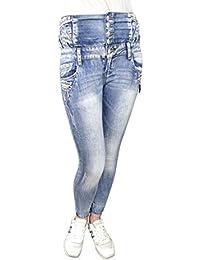 62f128698bc9 Suchergebnis auf Amazon.de für  jeans strass - Slim (schmales Bein ...