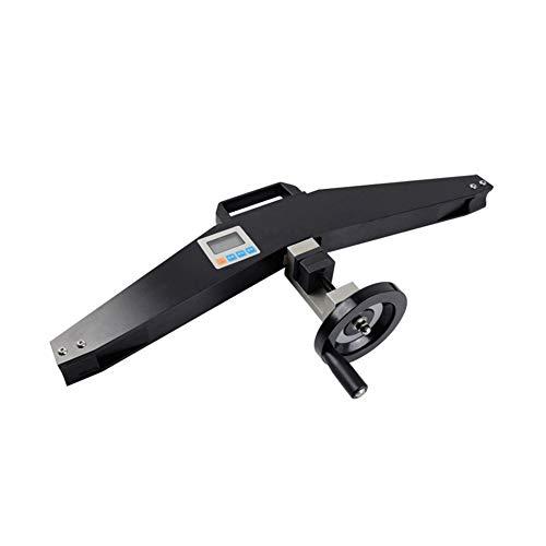CARACTERÍSTICAS Nuestro tensiómetro de cable tiene un rango de medición más amplio con quince tipos de funciones de medición de diámetro de cable. Equipado con la función de compensación automática del sistema, punto de prueba fijo y asa de volante, ...