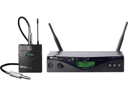 AKG wms470ptinstrument–wms-470PT Mikrofon INALAMBRICO Inst. SR470+ PT470und Kabel mkgl