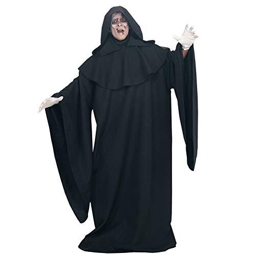 MEMIND Halloween Erwachsene Kleidung Karneval Performance Dark Evil Spirit schwarz Robe Demon Anhänger Kostüm Bühne Kostüme Thema Party Party Prom - Prom Themen Kostüm Party