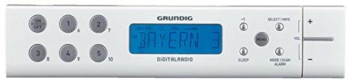Grundig DKR 700 DAB+ Küchenradio Weiß