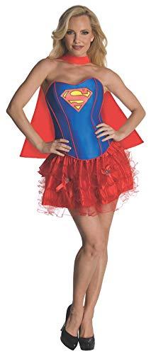 Rubie's 3 880558 M - Supergirl Corset Erwachsene -