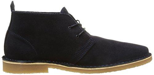 Jack & Jones Jjgobi, Chaussures à Lacets Homme Bleu (Navy Blazer)