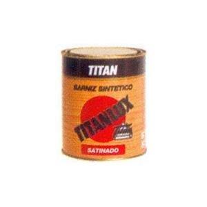 Titanlux M52359 - Barniz sintetico titanlux satinado 125 ml