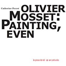 Olivier Mosset - Painting, Even