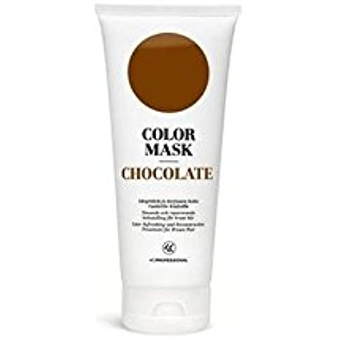 Kc Máscara Profesional Del Color - El Chocolate (40 Ml) (Paquete de 2)