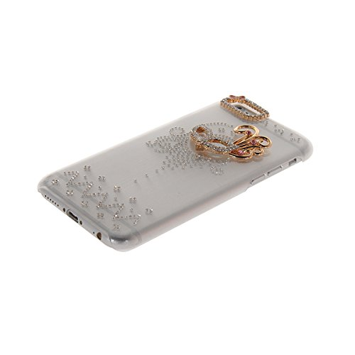 MOONCASE Bling Crystal Shell Diamond Cover Housse Coque Etui Case Pour Apple iPhone 6 ( 4.7 inch ) 12