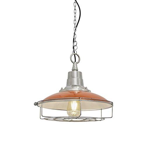 retro-enamel-cage-pendant-light-orange-14