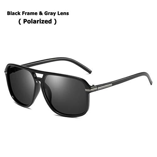 CCGSDJ Mode Männer Kühlen Quadratischen Stil Gradient Sonnenbrille Fahren Vintage Brand Design Günstige Sonnenbrille Oculos De Sol