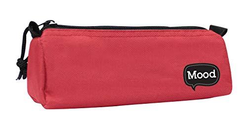 Factory Mood Estuches, 20 cm, Rojo